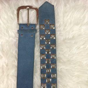 Vintage Cappagallo belt size small